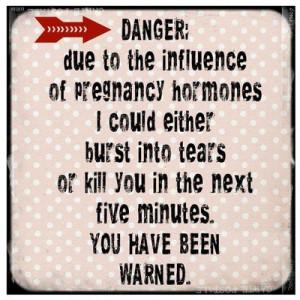 Funny pregnancy quote! She Calls Me Mama Leisha, callmemamaleisha.com ...