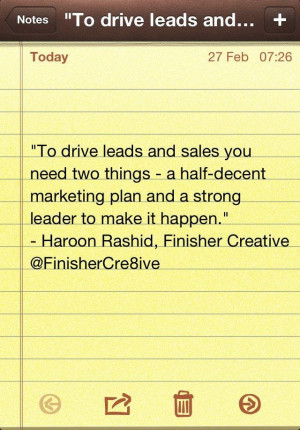 Marketing Quote Of The Day #marketing #quote