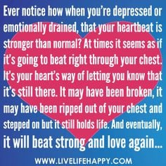 ... Quotes, Heartbeat Quotes, Love Quotes, Emotional Drain Quotes