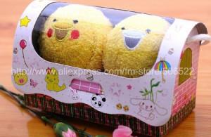 animal cake towel for wedding souvenir birthdays jpg