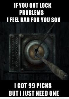 Funny Skyrim Pictures...