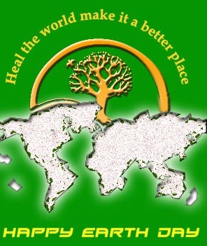 Heal the World Make It a Better Palce ~ Earth Quote