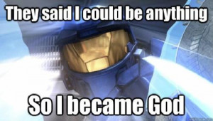 iamzcaboose:RvB: I became god