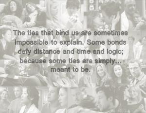 ... and Meredith Friendship Quotes | Grey's Anatomy Grey's Anatomy