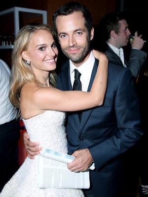 Natalie Portman, Benjamin Millepied: Post-Wedding Bliss - Hot Pics ...