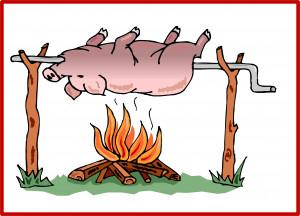 You Never Roasted Whole Pig