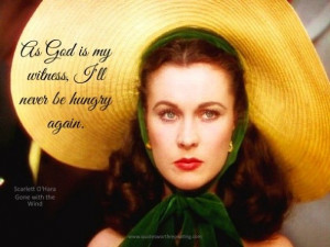 Scarlett O'Hara, Gone with the Wind