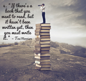 Inspirational book quotes for writers and aspiring authors