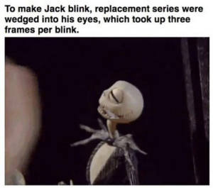 Fun Facts About The Nightmare Before Christmas Movie