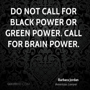 Black Power Quotes