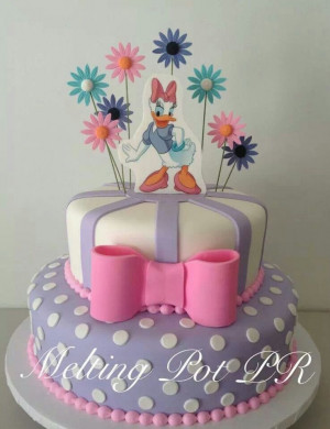 Daisy Duck Quotes Daisy Duck Cake