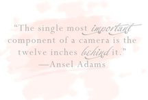 Photography Quotes / Quotes to inspire..... / by Moments Captured by ...