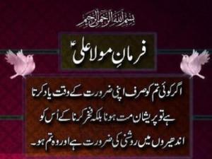 Sayings of Hazrat Ali in Urdu Screenshot 2