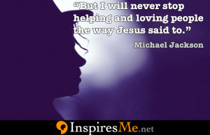 michael jackson for peace
