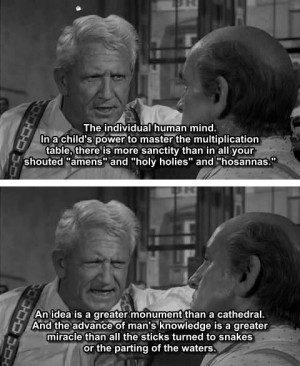 Spencer Tracy #atheism #Fredric March #Stanley kramer #quotes # ...