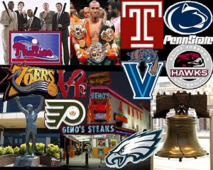 Philly Sports Montage Picture