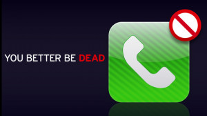 ... Mobile Etiquette: Don't Leave Me A Voicemail Unless You're Dying