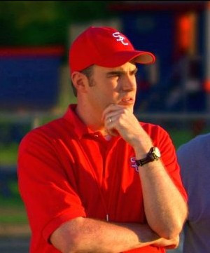 Coach Taylor: Character played by Alex Kendrick, Facing the Giants