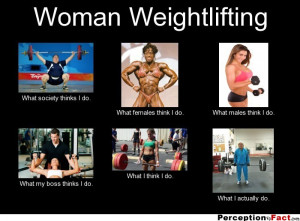 weight lifting quotes for women the myth that women shouldnt