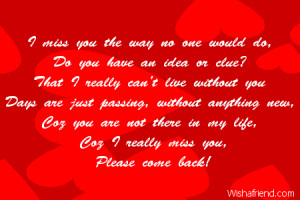 Back > Quotes For > You Mean So Much To Me Poems For Him