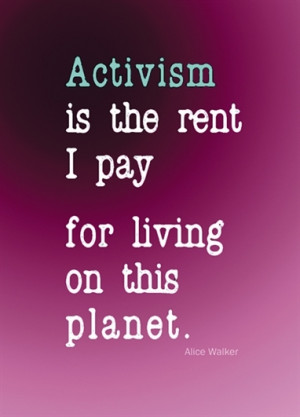 Picture of Activism postcard - LP903