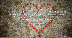 Inspirational Quotes About Unconditional Love