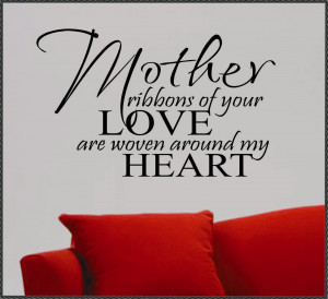 We Love You Mom Quotes Imagine your mom's pleasure