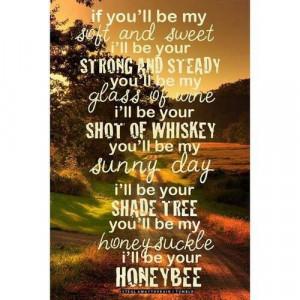 Country, Honey Bees Songs, Honey Bees Lyrics, Blake Shelton Honey Bees ...