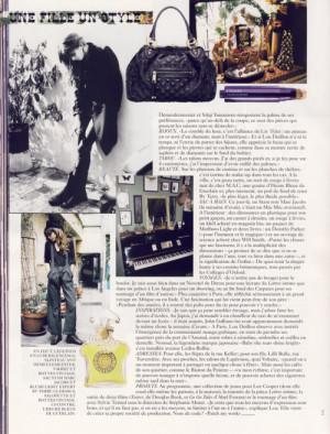 Evolution Of Design In Vogue Paris
