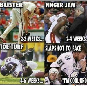 SportsMemes.net > Hockey Memes > Hockey Injury
