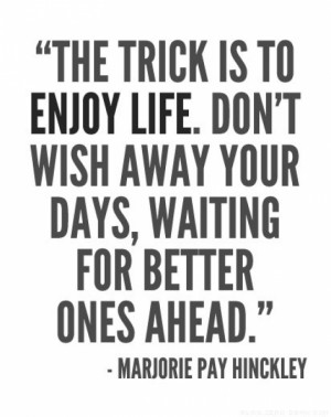 Fantastic quote from Marjorie Pay Hinckley in Cool Quotes