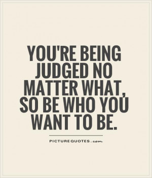 Being Judged Quotes Tumblr Image Search Results Picture