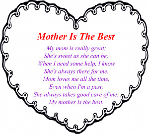 Mothers Day Poems HD Wallpapers
