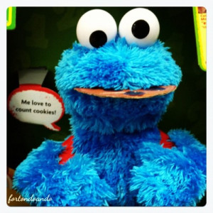 Related Pictures Download Cookie Monster Quotes Saying Cute Funny