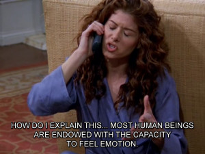 funny quotes will and grace grace adler karen walker Will & Grace