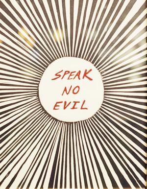 Speak No Evil by Jennifer Ament