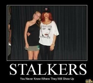 Stalkers Funny