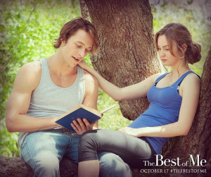 The Best of Me (2014) Movie Still.