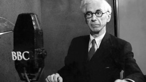 Bertrand Russell delivered the first series of Reith Lectures in 1948