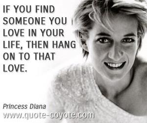 Princess Diana You...