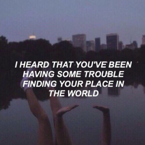 feelings, grunge, indie, quotes, reality