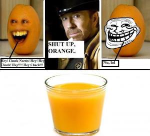 Top 11 Funny Orange Juice & Funny orange quotes