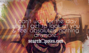 Getting Over You Quotes about Getting Over Someone