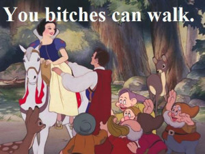 Cool, must be a subversive look at Disney Princesses just in time for ...
