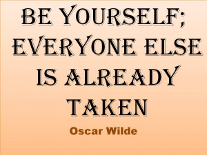 Ways to be yourself when others disapprove