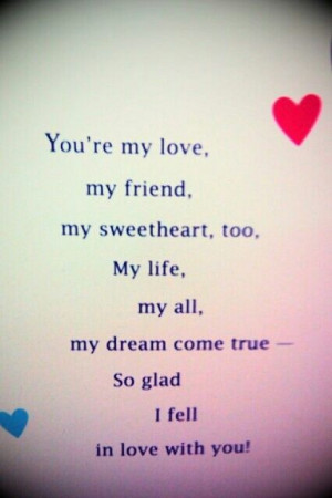 Happy Valentines Day Quotes For My Boyfriend