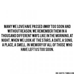 pass away on Tumblr