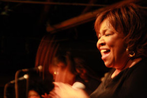 Mavis Staples at The Hideout by Ryan Sweeney