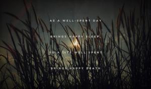 happy death quotes