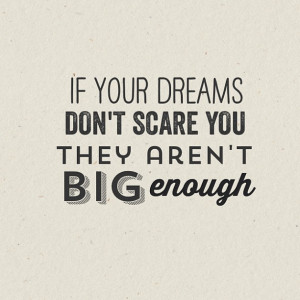 ... Picture Quote Motivation Big Dreams Workplace motivational sayings